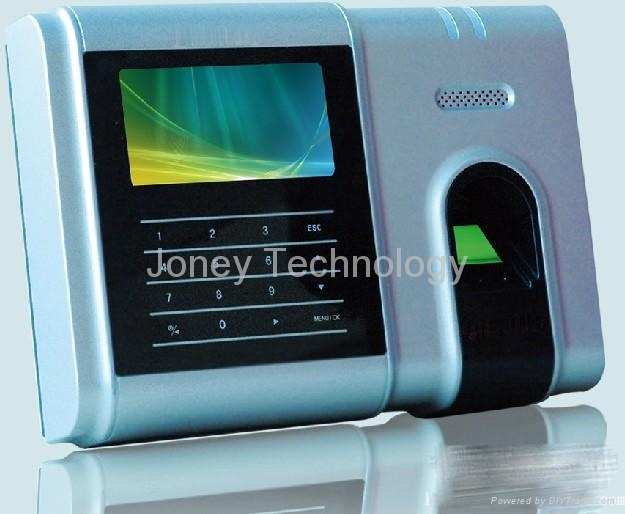 Touch Keypad fingerprint time attendance-JYF-X628T