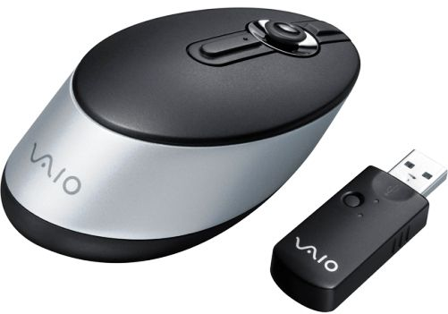 mouse wireless  sony vaio