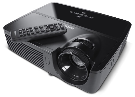 InFocus IN112 3D Ready DLP Projector