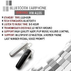 HW-A155    BLUETOOTH EARPHONE Thumbnail 1