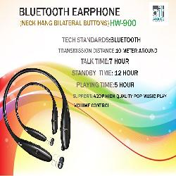 BLUETOOTH EARPHONE     HW-900