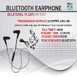 BLUETOOTH EARPHONE    HV-805